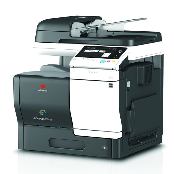 Olivetti d-Color MF3301 - MF3801