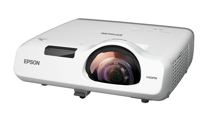 Epson EB-530 Short Throw Projector (1)
