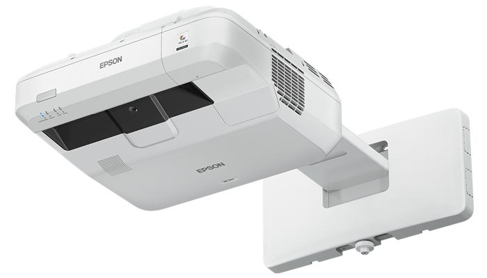 Epson EB-700U Laser Signage Solution