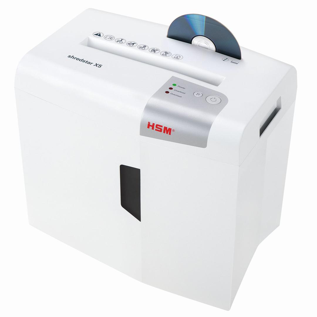 HSM-Shredstar Shredders