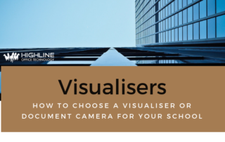 How to Choose a Visualiser or Document Camera for Your School