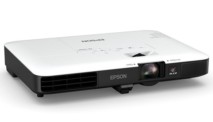 Epson EB-1780W Ultra-mobile Business Projector