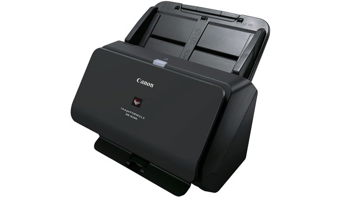 Canon DR-M260 Document Scanner Front View