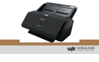 Review of Canon DR-M260 Document Scanner