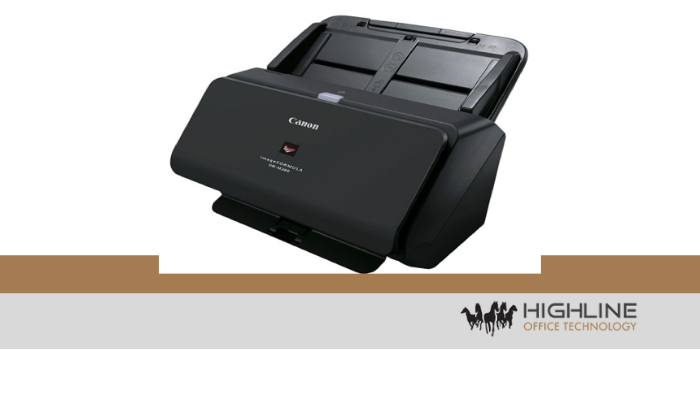 Review Canon Document Scanner